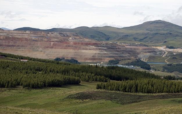 Cajamarca Yanacocha Mine