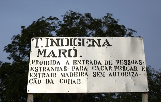 Maro Indigenous Territory Brazil