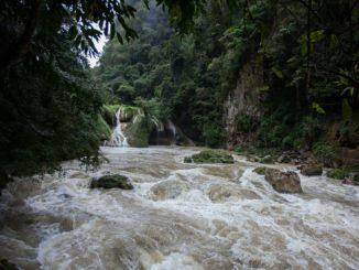 Cahabón River