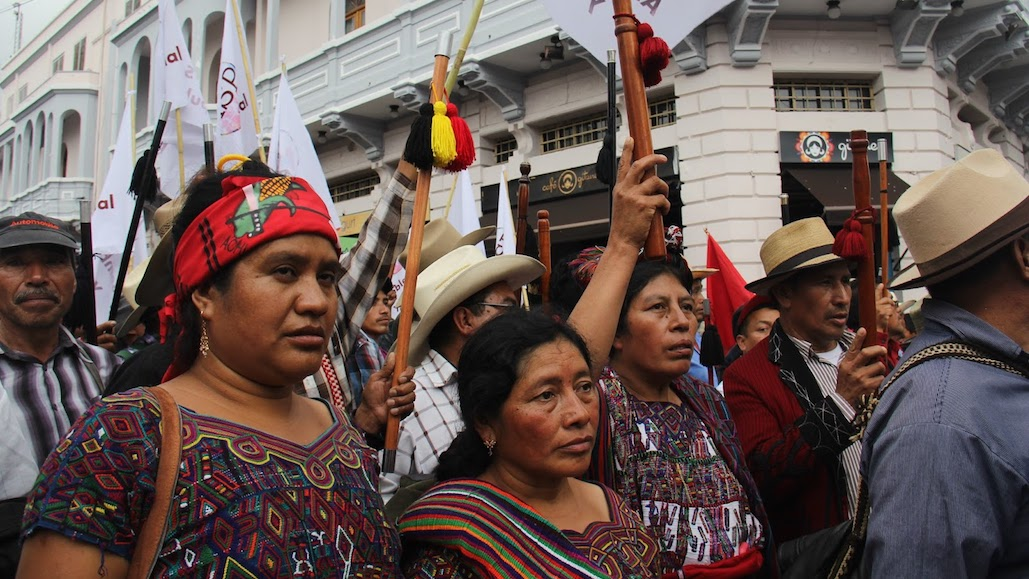 the political community in guatemala essay Women who live evil lives documents the santiago de guatemala community members from all segments of assistance of political or religious.