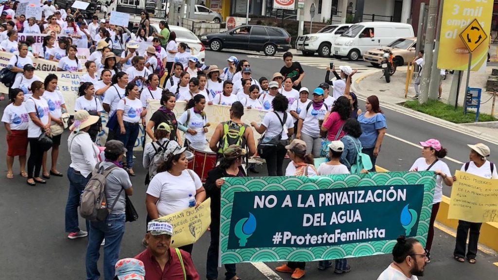 water wars el salvador social movements resist water privatization